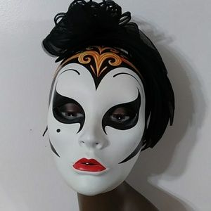 Other - Glamorous Vintage Venetian Italian Mask